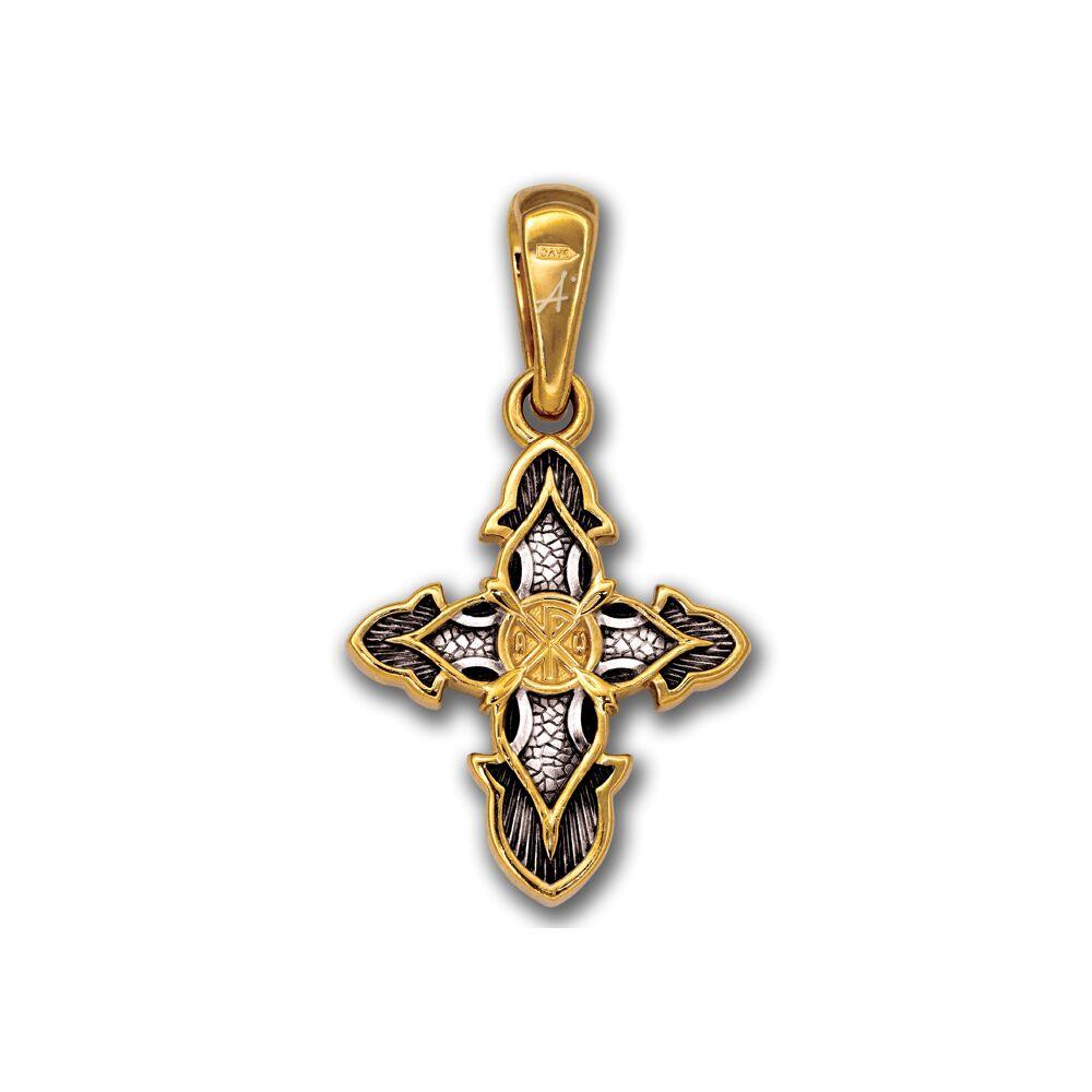 Хрест натільний Акімов 101.242 «Голгофа.хризма »