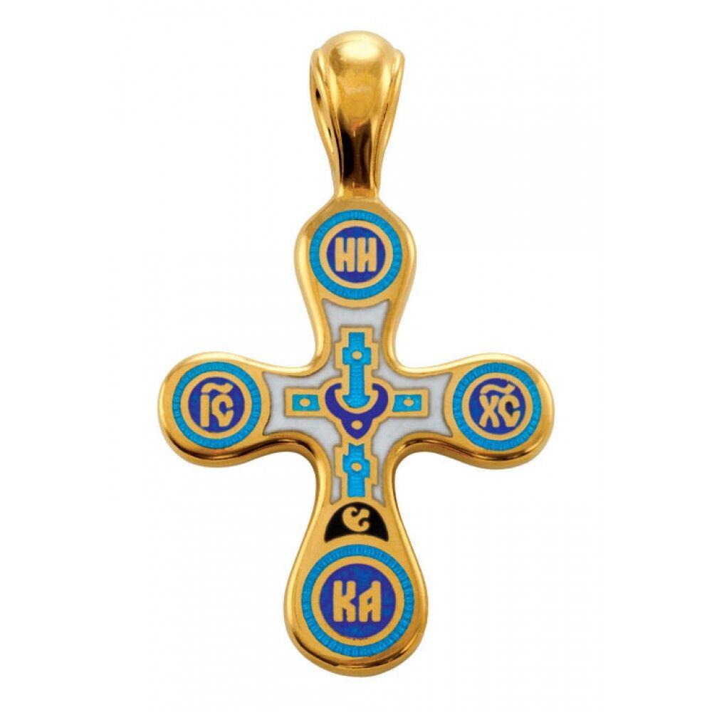 Крест нательный Акимов 103.006 «Голгофа. Древо Жизни»