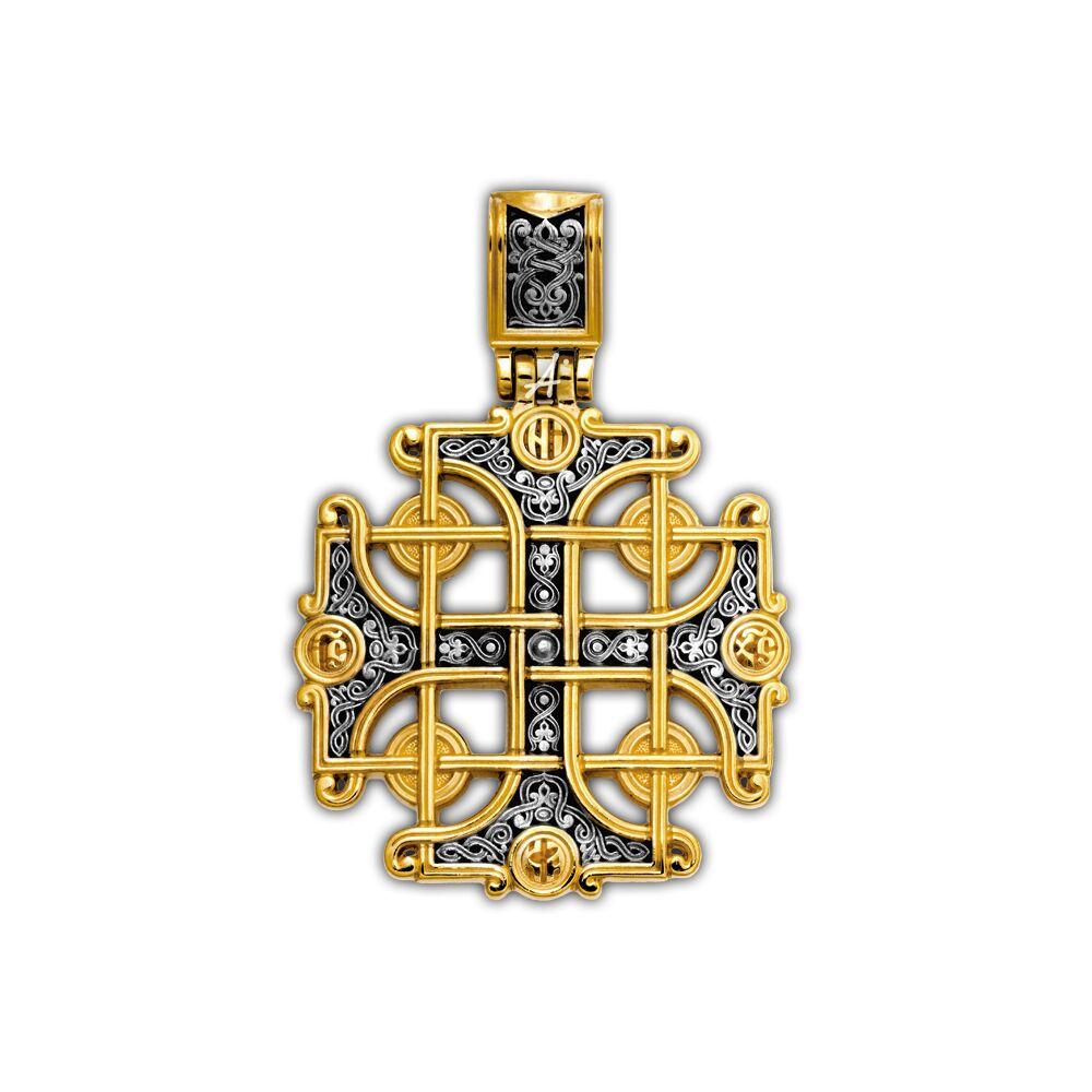 Neck Cross Akimov 101.266 «Constantinian Cross»