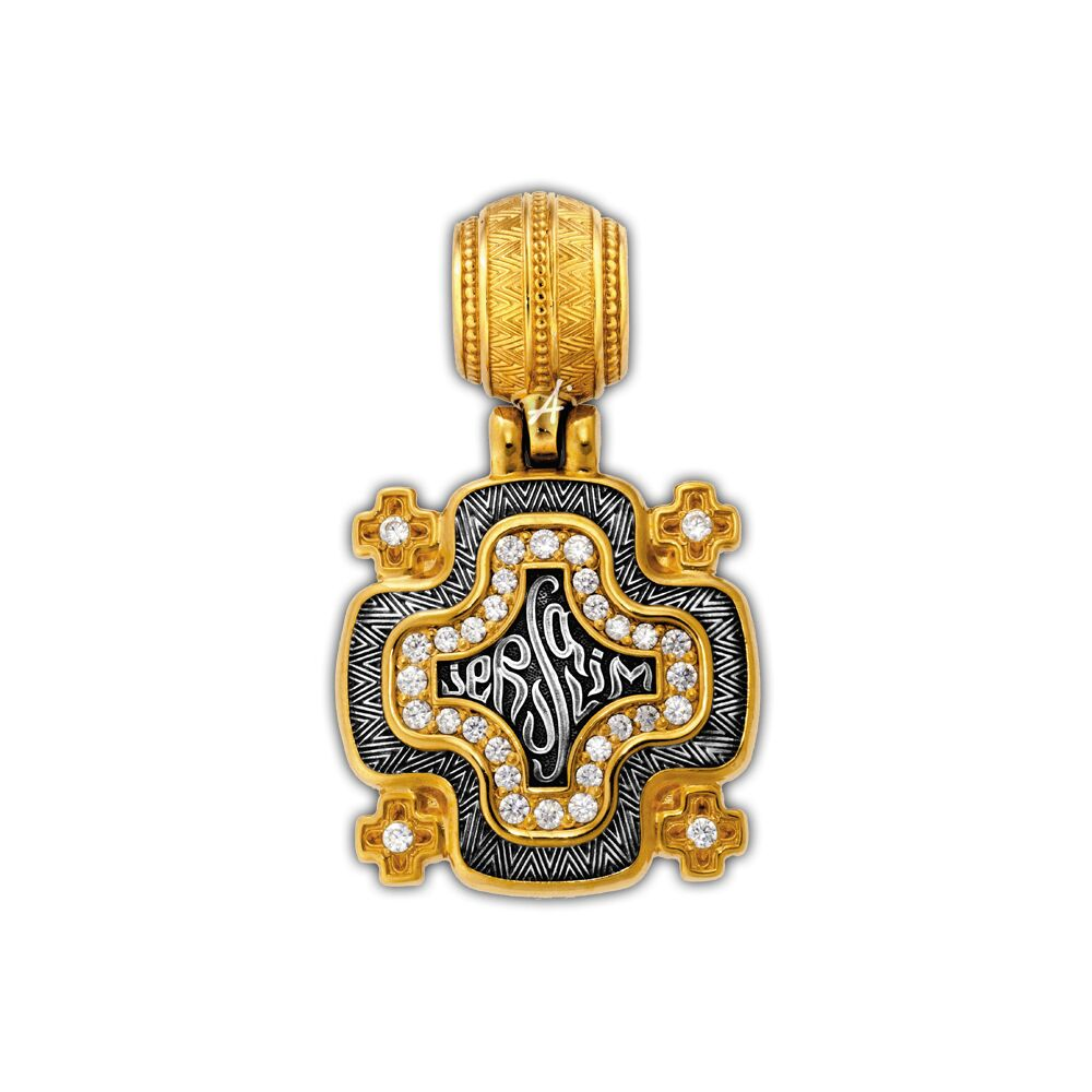 Neck Cross Akimov 101.265/K «Pilgrim Cross»