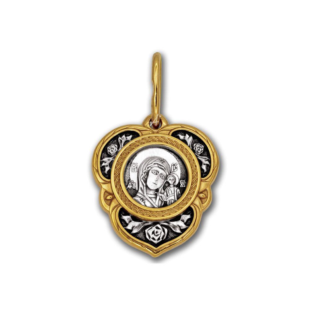 Icon Akimov 102.238 «The Kazan Icon of the Mother of God. Chrism»