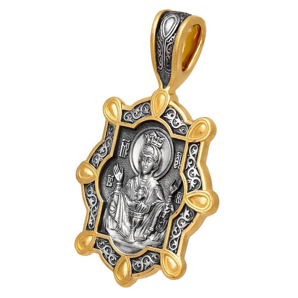 Образок Акімов 102.067 «Ікона Божої Матері« Невипивана Чаша »