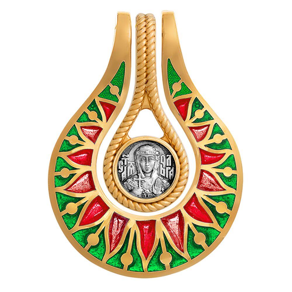 Образок Акімов 102.706 «Свята рівноапостольна княгиня Ольга. Молитва»