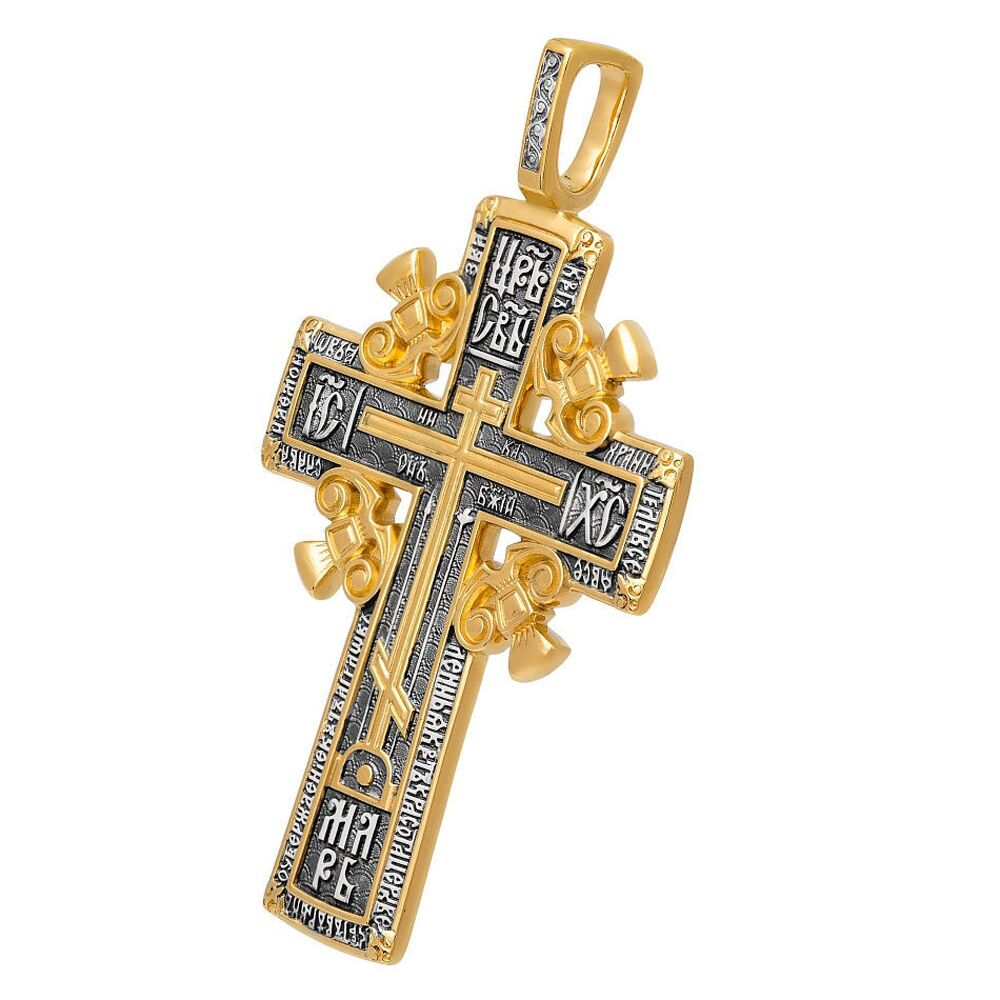 Neck Cross Akimov 101.009 «Calvary Cross»