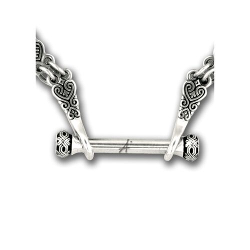 Chain coupling Akimov 105.032 Silver