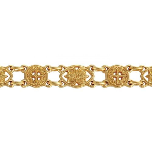 Chain Akimov 105.225-P Lock Adapter Gilding