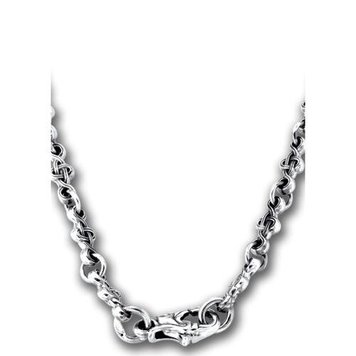 Chain Akimov 105.021 Locking Carabiner Silver