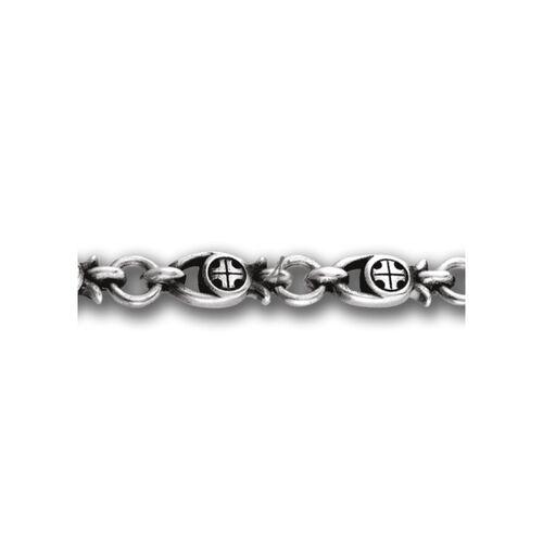 Chain Akimov 105.232 Locking Carabiner Silver