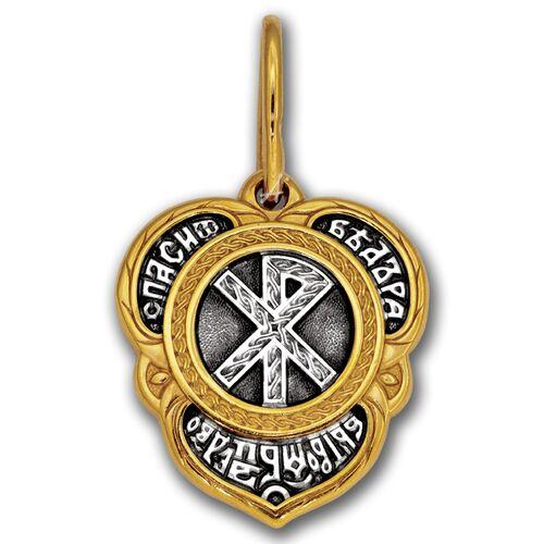 Образок Акимов 102.238 «Казанская икона Божией Матери. Хризма»
