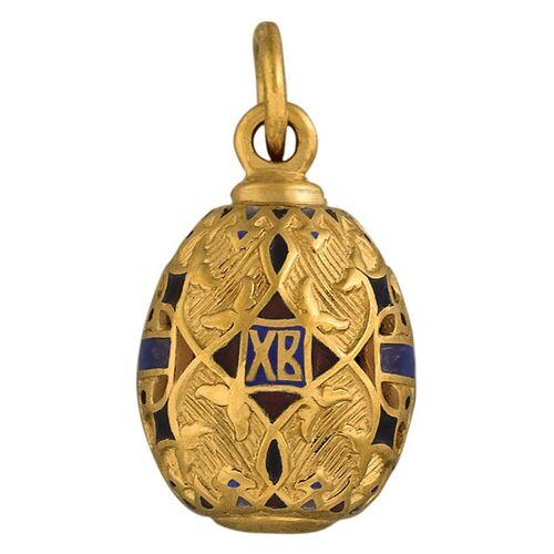 Подвеска Акимов 106.052 «Яйцо пасхальное»
