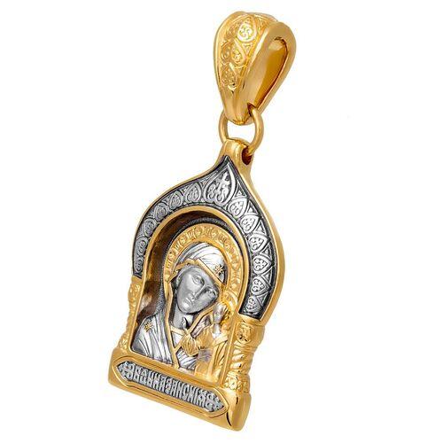 Образок Акімов 102.014 «Казанська ікона Божої Матері»
