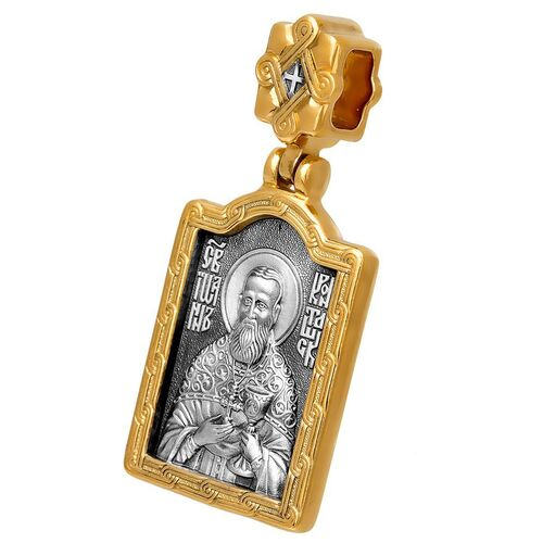Icon Akimov 102.075 «St. John of Kronstadt»