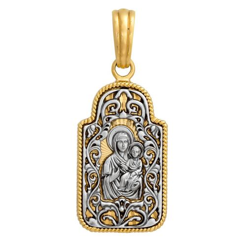 Icon Akimov 102.083 «The Smolensk Icon of the Mother of God»