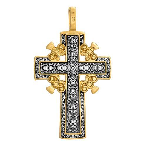 Крест нательный Акимов 101.009 «Голгофский крест»