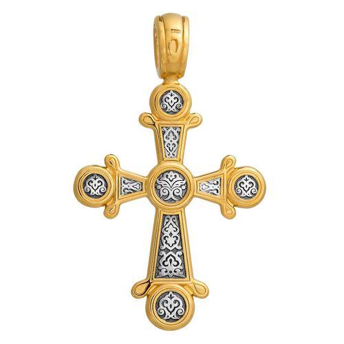 Крест нательный Акимов 101.048 «Хризма»