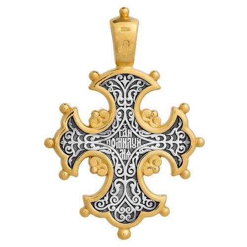 Крест нательный Акимов 101.057 «Процвете Древо Креста»
